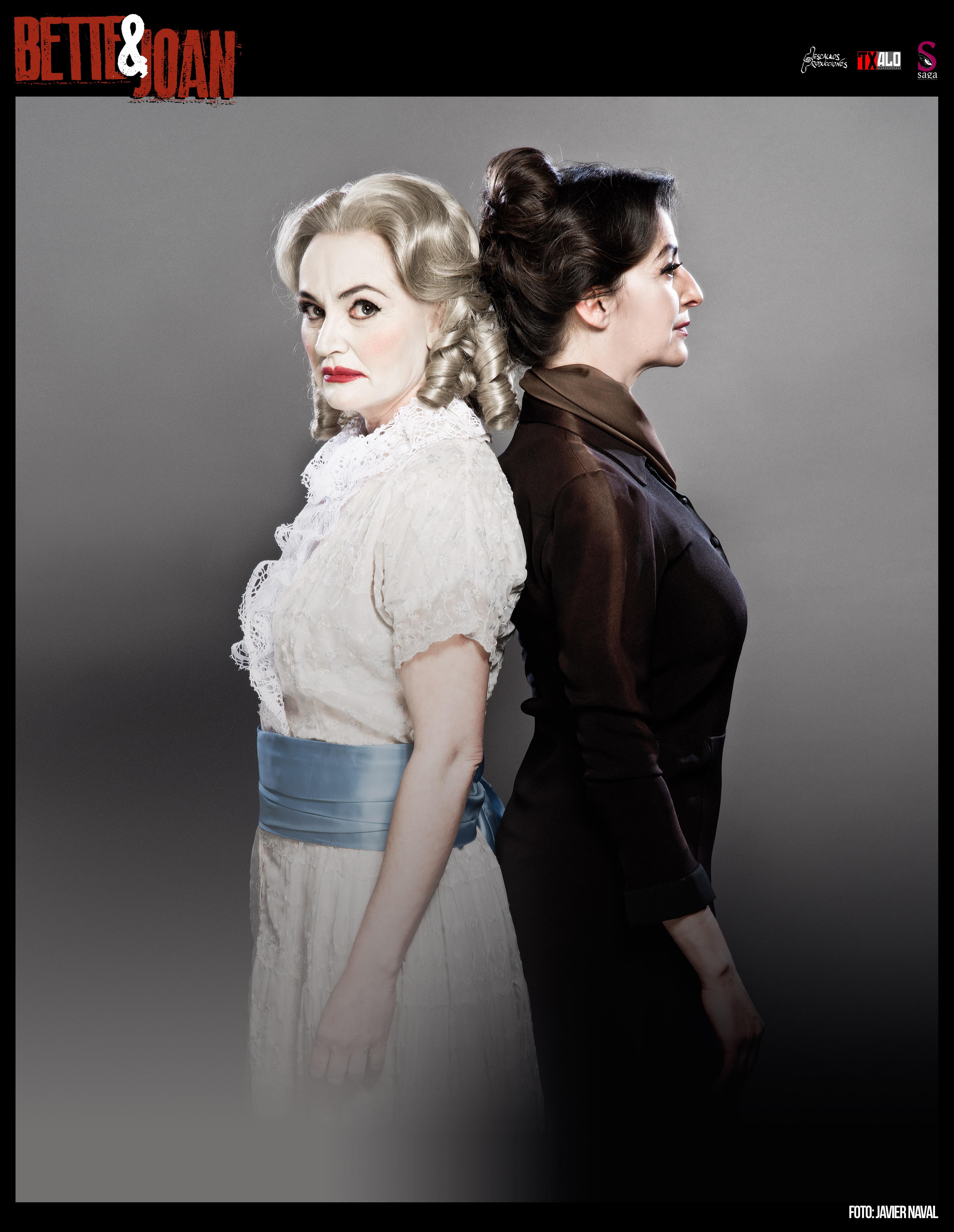Bette & Joan - Fotografía de Escena