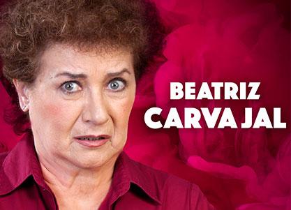 Beatriz Carvajal interpreta a TOÑI