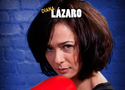 Diana Lázaro - Hombres de 40