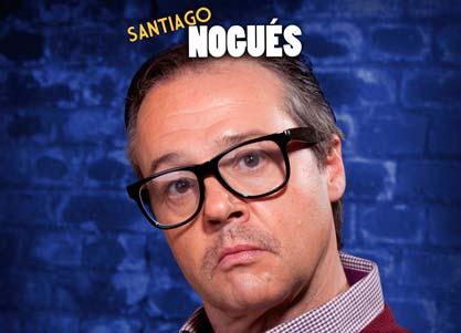 Santiago Nogues - Hombres de 40