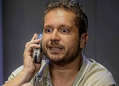 Sergio Fernández interpreta a QUINO