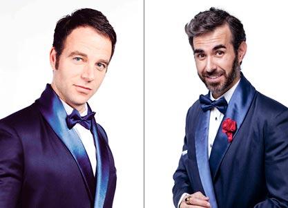 Dani Muriel y Carles Francino interpretan a LORD GORING