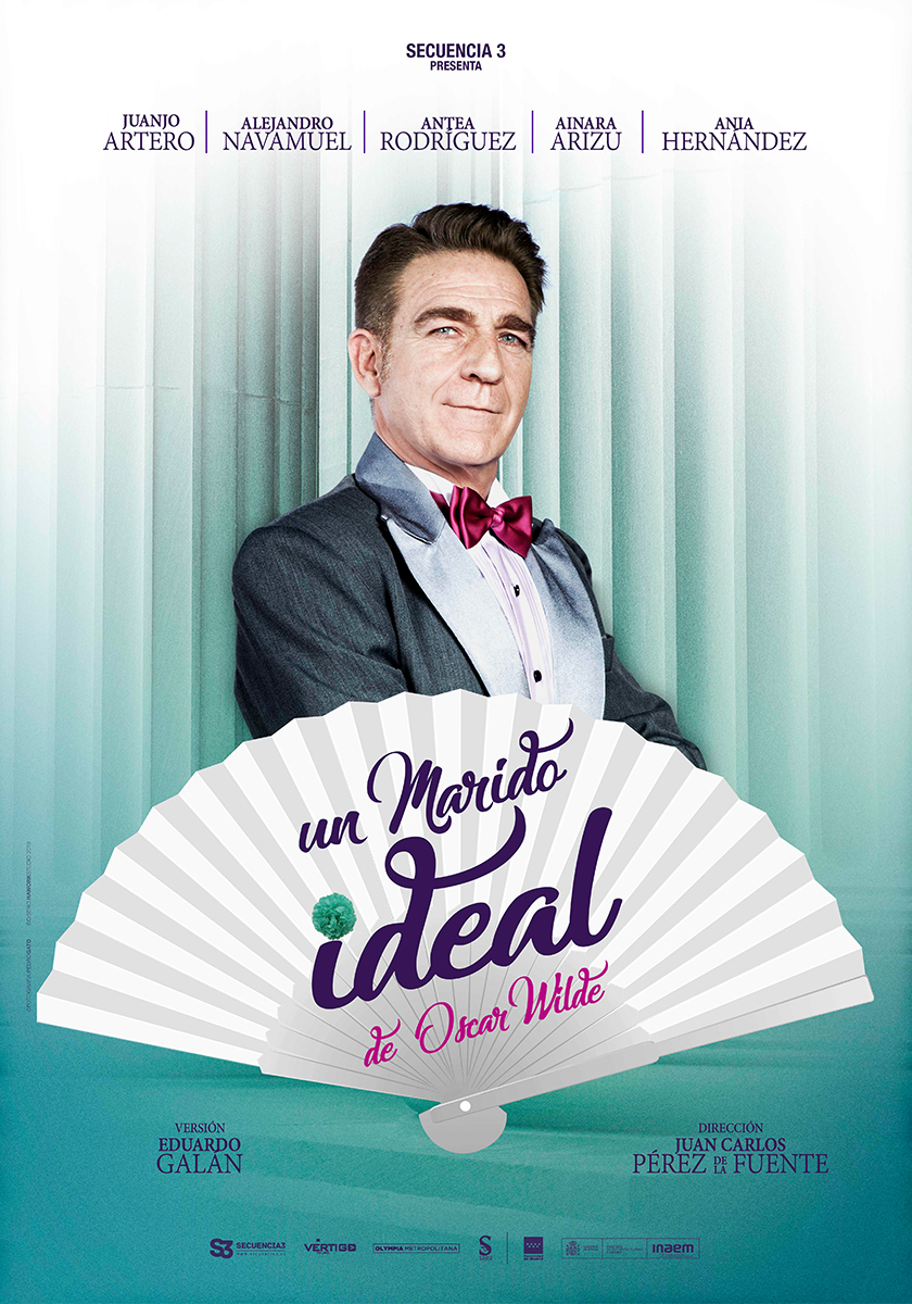 Un Marido Ideal - CARTEL