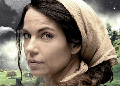 Diana Palazón interpreta a SABEL / RITA