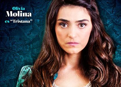 Olivia Molina interpreta a TRISTANA